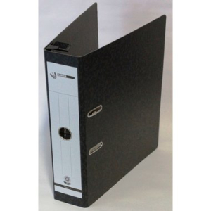 KABUCO Hängeordner, 80mm breit, A4, schwarz