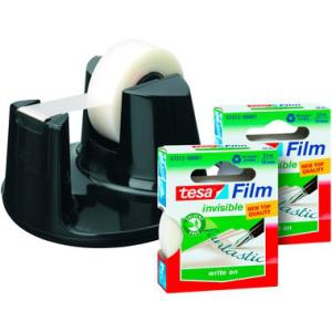 tesa Easy Cut Tischabroller Compact inkl. 2x tesafilm...