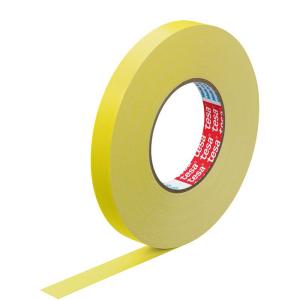 tesa Gewebeband - 50 m x 19 mm - gelb