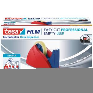 tesa Easy Cut Tischabroller Professional - leer für...