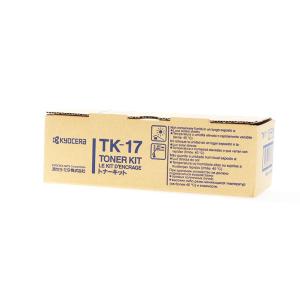 Kyocera TK-17 Original Lasertoner - black