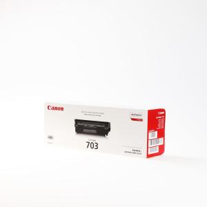 Canon 703 Original Lasertoner - black