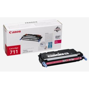Canon 711M Original Lasertoner - magenta