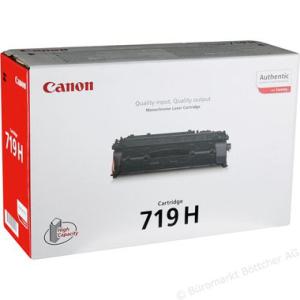 Canon 719H Original Lasertoner - black