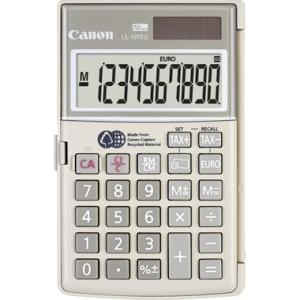 Canon Taschenrechner ECO LS-10 TEG, LS-10TEG, 10-stellig,...