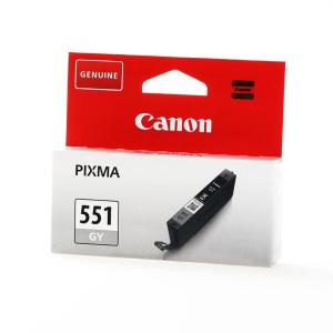 Canon CLI-551GY Original Druckerpatrone - gray