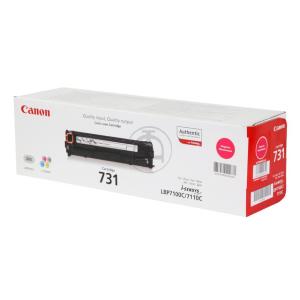 Canon 731M Original Lasertoner - magenta