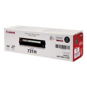 Canon 731H Original Lasertoner - High capacity - black