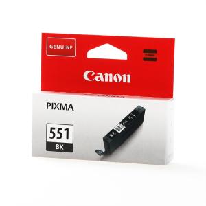 Canon CLI-551BK Original Druckerpatrone - black