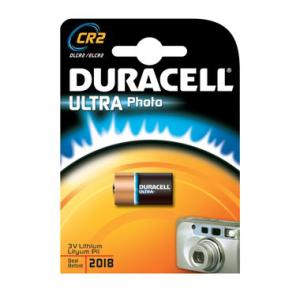 DURACELL Batterie Photo, 850 mAH, USA-Code CR2, IEC-Code...