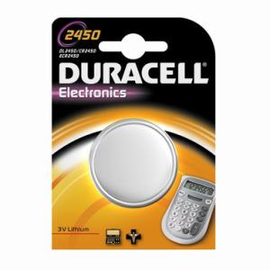 DURACELL Batterie Elektronik, USA-Code 2450, IEC-Code...
