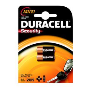 DURACELL Batterie Sicherheit, Security 12,0 V, USA-Code...