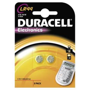 DURACELL Batterie Elektronik, USA-Code LR44, IEC-Code...