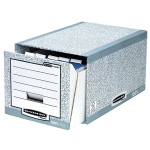 Fellowes Schubladenarchiv Bankers Box System,...