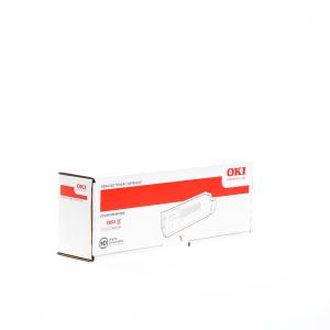 OKI 43324408 Original Lasertoner - black