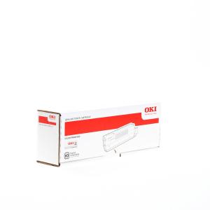OKI 43381907 Original Lasertoner - cyan