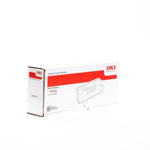 OKI 44318605 Original Lasertoner - yellow