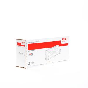OKI 44318607 Original Lasertoner - cyan