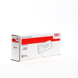 OKI 44318608 Original Lasertoner - black