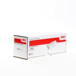 OKI 44973508 Original Lasertoner - black