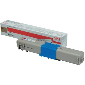 OKI 44973534 Original Lasertoner - magenta