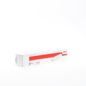 OKI 44973535 Original Lasertoner - cyan