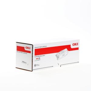 OKI 44973536 Original Lasertoner - black