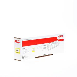 OKI 44844613 Original Lasertoner - yellow