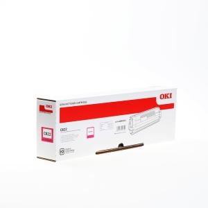 OKI 44844614 Original Lasertoner - magenta