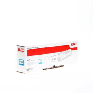 OKI 44844616 Original Lasertoner - black