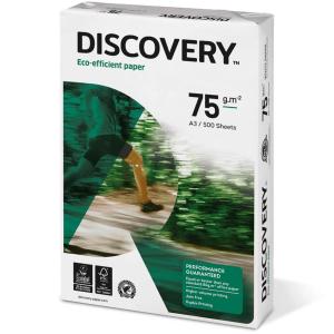 Discovery Kopierpapier - DIN A3 - 75 g/m² - 500 Blatt
