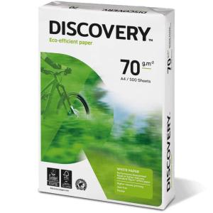 Discovery Kopierpapier - DIN A4 - 70 g/m² - 500 Blatt