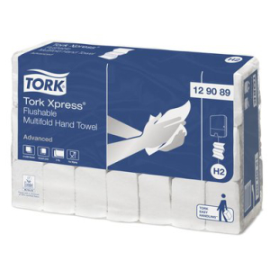 TORK Papier-Handtücher Tork Xpress, 2-lagig,...