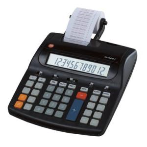TA Tischrechner 4212-PDL, 12-stellige Digitron-Anzeige