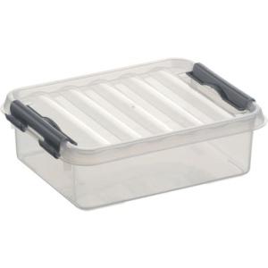 helit Kunststoffbox, 150x200x60mm, Volumen 1 Ltr.,...
