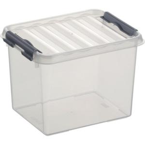 helit Kunststoffbox, 200x150x140mm, Volumen 3 Ltr.,...