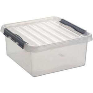 helit Kunststoffbox, 500x400x180mm, Volumen 18 Ltr.,...