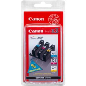 Canon CLI-526 Multipack Original Druckerpatrone - cyan...