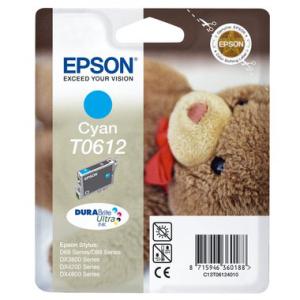 Epson T0612 Original Druckerpatrone - cyan
