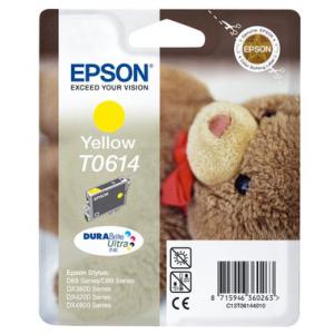 Epson T0614 Original Druckerpatrone - yellow