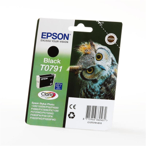 Epson T0791 Original Druckerpatrone - photo black