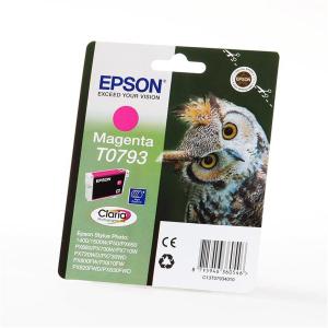 Epson T0793 Original Druckerpatrone - photo magenta