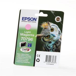 Epson T0796 Original Druckerpatrone - photo magenta hell