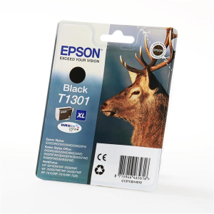 Epson T1301XL Original Druckerpatrone - black