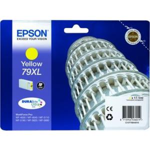 Epson  79XL Original Druckerpatrone - yellow