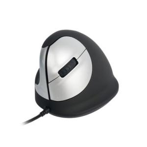 R-Go HE Maus ergonomic vertical Mouse links USB