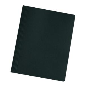 herlitz Schnellhefter - DIN A4 - Manila-Karton - schwarz...