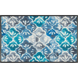 wash+dry Schmutzfangmatte Blue Ground - 50 x 75 cm
