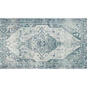 wash+dry Schmutzfangmatte Levi blue - 140 x 200 cm