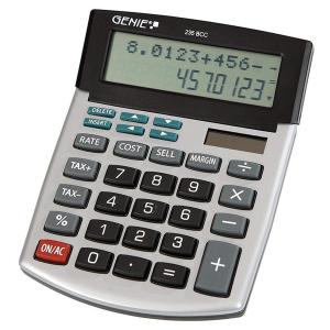 Genie Tischrechner 235 BCC